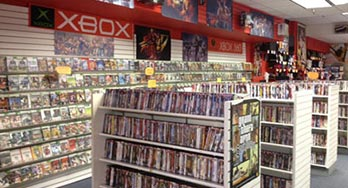 video games at Game World